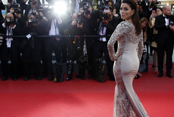 Five Stars Limousines blog Festival Cannes Eva Longoria